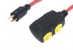 America UL extension cord XH520A