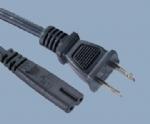 America UL power cords-YY-2 to IEC 60320 C7