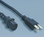 America UL power cords--YY-3 to--ST3 IEC 60320 C13