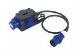 European ce industry plugs power cord XX-62