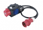 European ce industry plugs power cord XX-64