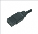 IEC 60320 Connector power cord C19 XH008A