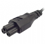 IEC 60320 Connector power cord C5 ST1