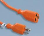 NEMA 5-15R Power Cord